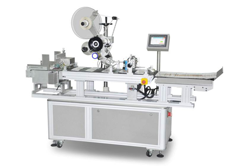 High Speed Paging Plane Labeling Machine- S912