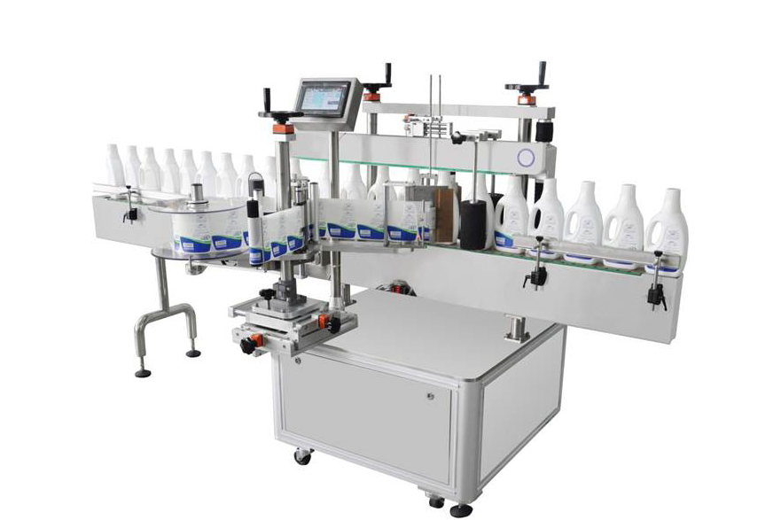 Double Side Labeling Machine- S028